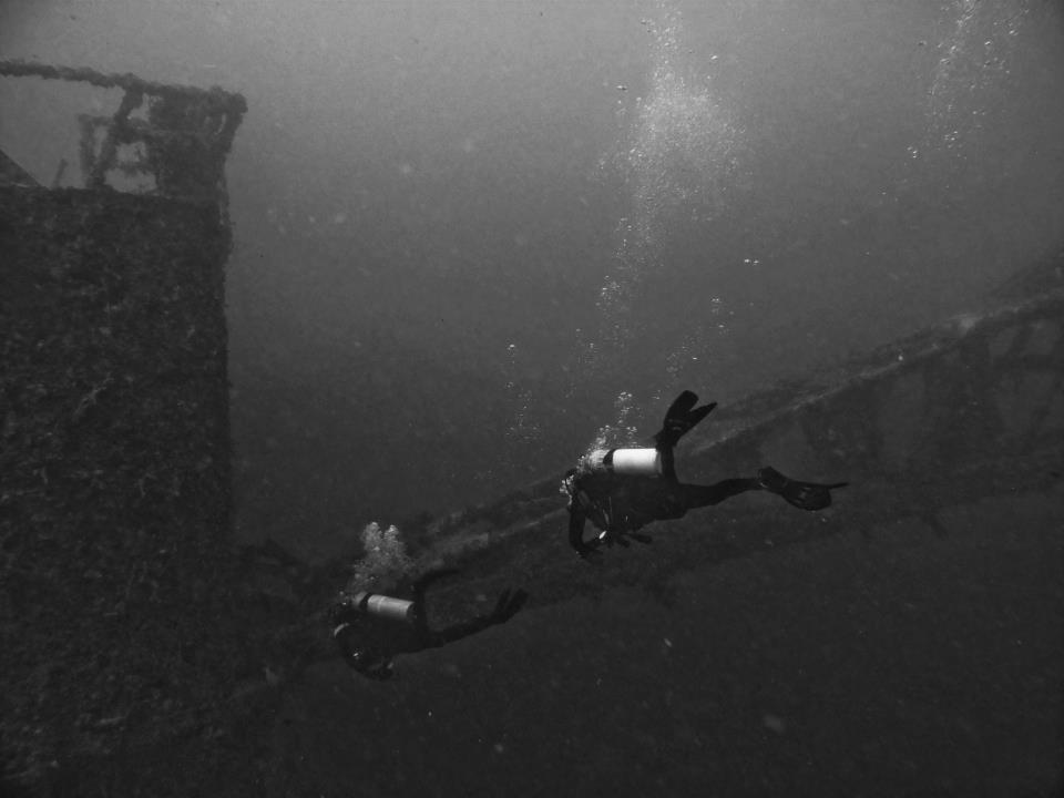 Master Divers Explore the Spiegel Grove